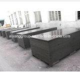 O concreto do mercado de África da colagem da melamina/molde/película Shuttering enfrentaram a madeira compensada