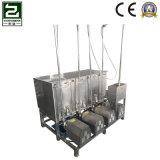 磨き粉の化学兵器(水)の4側面のシーリングおよび多線パッキング機械
