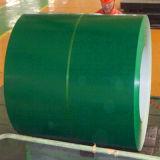 Überzogene Oberfläche mit vorgestrichenem galvanisiertem Ring für Ral5012