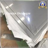 Qualidade principal da placa de aço inoxidável/folha 202