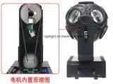 12PCS RGBW 4in1 farbenreiches Disco-Fußball Cosmopix LED bewegliches Hauptträger-Licht