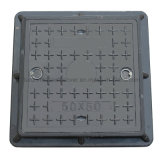 Waterproof Petrol Station Composite Manhole Covers