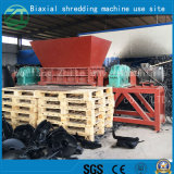 Stable Performance Furniture / Old Mattress / Sofa / Plastic / Wood / Tire / Tire / Déchets médicaux / Rubber / Biaxial / Four Axisl Shredder Machine