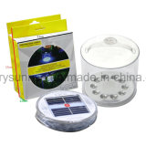 Indicatore luminoso di campeggio gonfiabile di energia solare del LED della lampada delle lanterne esterne solari portatili di illuminazione da vendere