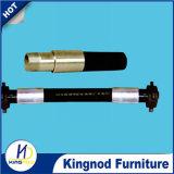 Boyau en caoutchouc flexible hydraulique du boyau R13 de spirale à haute pression de fil d'acier