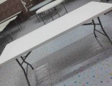 2meters Regular Folding Table Rectangle Folding Table Dining Table 8-10seats Table
