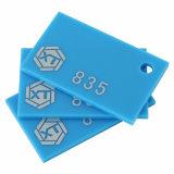シートの/Acrylic青いアクリルの平らなシートManfactuerか鋳造物のアクリル(XT835)