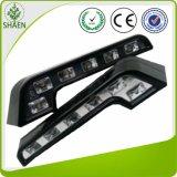 Indicatore luminoso corrente di giorno bianco eccellente di luminosità 12V LED