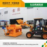 Bloco de cimento movente que faz máquinas para o grupo da maquinaria da venda Qtm6-25 Dongyue