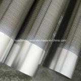 20slot 13 '' 3/8 Durchmesser 10 '' 3/8 Johnson-Grobfilter AISI 304 für Wasserbehandlung