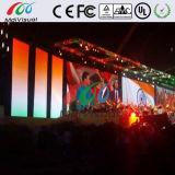 P3.9, P4.8, schermo esterno di P5.9 LED per affitto
