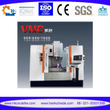 Fraiseuse verticale Vmc850L de commande numérique par ordinateur de magasin d'outil de modèle de plaque tournante