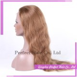 Glueless Natural Hairline Lace Front Wigs with Part