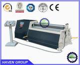 Prensa de batir de la placa hidráulica del CNC, dobladora W11H-4X2500 del rodillo hidráulico
