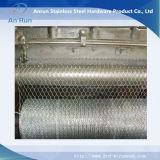 Rete metallica di torcimento esagonale pesante galvanizzata elettrotipia