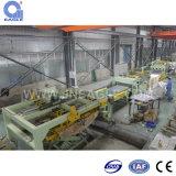 Обрабатывать изделие на определенную длину Machine Line для Coil Plate