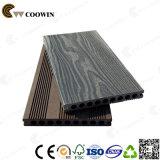O plástico do revestimento do vinil pavimenta o composto de madeira WPC
