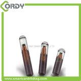 1.25*7mm 134.2kHz RFID Bioglastiermikrochipmarke