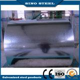 Bobina de aço galvanizada mergulhada quente de Dx51d Z100 G550/G450 para a construção