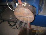 Control Eléctrico seco - húmedo Making grano de la máquina ( SJ -90 /120)