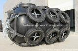 Pára-choque de borracha pneumático marinho usado navio/pára-choque inflável