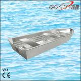 4개의 어업을%s 사람 알루미늄 볼트 베이스 배를 위해 완전히 하십시오