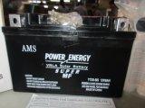 Ytx9-Dcmfbs 12V9ah sèchent la batterie exempte d'entretien chargée de moto