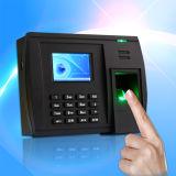 RFIDの読取装置(5000T-C/ID)との指紋の時間出席
