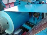 Colorear la bobina de acero galvanizada cubierta cinc