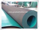 Fabrik-gute Qualitätsantistatisches Gummiblatt Gw5003