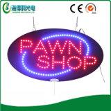 Segno aperto dell'acrilico dell'interno luminoso eccellente LED di uso