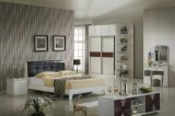 高品質の安い現代ワードローブ、方法寝室セットの家具(9C012)