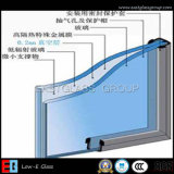 Vidrio Inferior-e con CE e ISO9001