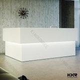 Kundenspezifischer moderner Möbel-Empfang-Schreibtisch für Hotel