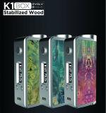 Batería al por mayor del rectángulo 75W de Kanger K1 con precio de fábrica