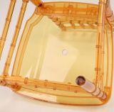 De oranje Stoel van PC Chiavari voor Huwelijk en Gebeurtenis