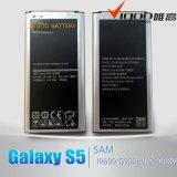 La batería más nueva del teléfono móvil para la batería Eb-Bg900bbc de la galaxia S5 de Samsung I9600 D9006 D9008