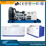 Генератор Genset электрического двигателя Mtu силы 220kw 275kVA тепловозный (6R1600G10F)