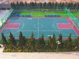 Cancha de básquet de la alta calidad para el estadio y la competición de alto nivel