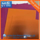 PVC Shear de A4 Colored para Plastic Book Cover O Cubierta Protectora