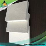 Cartone di fibra di ceramica di alta concentrazione di compressione per termoresistente