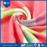 Полотенце пляжа велюра реактивное напечатанное изготовленный на заказ выдвиженческое