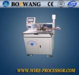 Estaca automática cheia do fio de Bozwang, torcendo, máquina estanhando