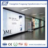 Diodo emissor de luz retroiluminado Box-YGB80 claro da tela de Frameless