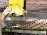 Le pont automatique en granit a vu (HQ400/600/700) avec le guide de laser