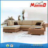 UVResistance Rattan Outdoor Furniture 3PCS Selectional Sofa Set