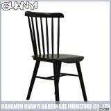 Madeira contínua Windsor colorido da cinza que janta a cadeira
