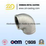 Kundenspezifisches Investitions-Gussteil mit der maschinellen Bearbeitung für Hydralic Zylinder