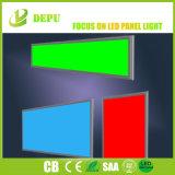 Lichte Vlakte 600 X 600 van de Stemming van de Kleur van RGB 40W LEIDENE Comité van het Plafond omvat Veranderende Ver en Bestuurder