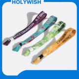 Изготовленный на заказ Wristband выставки нот на подарок Wristbands одного замка пользы времени